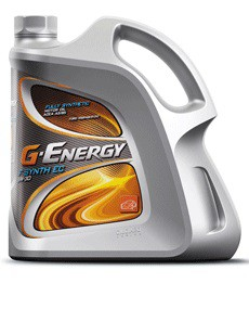 Моторное масло всесезонное универсальное G-Energy F Synth ЕС 5w-30