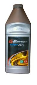 Тормозная жидкость G-Energy Expert DOT 4, 910 г