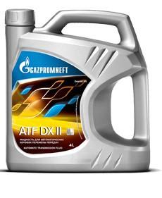 Масло для автоматических коробок ступенчатого типа Gazpromneft ATF DX II