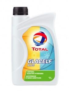 Антифризы и охлаждающие жидкости Total GLACELF PLUS