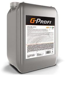 Моторное масло G-Profi MSJ 10W-30, 20 л