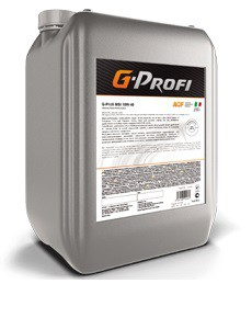 Моторное масло G-Profi MSI 5W-40, 20 л