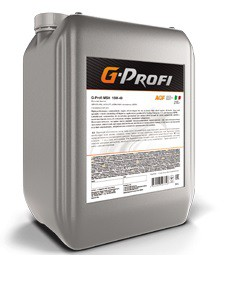Моторное масло G-Profi MSH 15W-40, 20 л