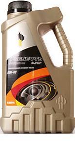 Синтетические моторные масла Роснефть Premium 5W-40