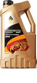 Полусинтетические моторные масла Роснефть Maximum 10W-40
