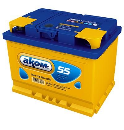 Аккумулятор АКОМ 55