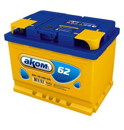 Аккумулятор АКОМ 62