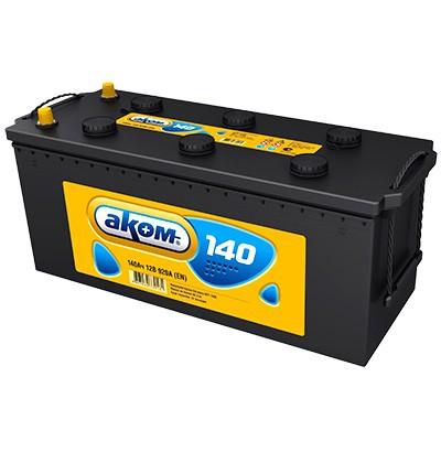 Аккумулятор АКОМ 140