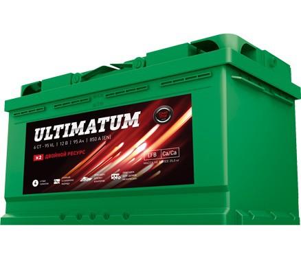 Аккумулятор ULTIMATUM 95