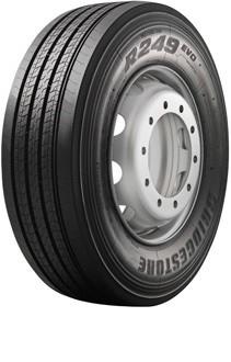 Шина для грузовых автомобилей Bridgestone R249