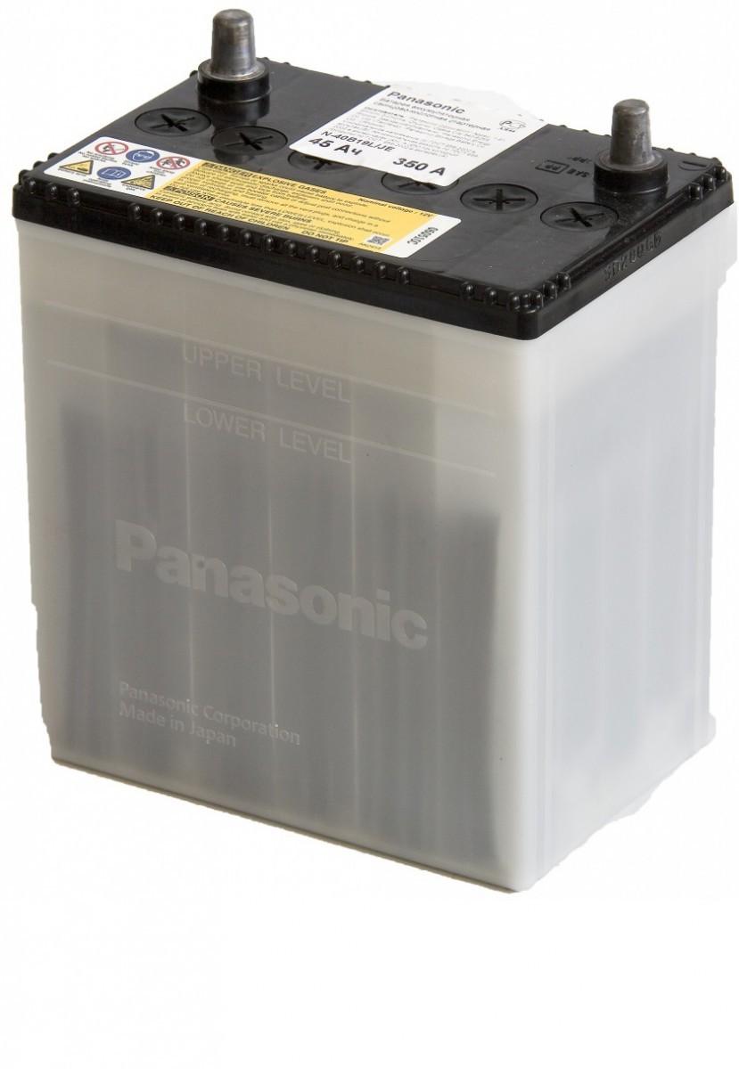 Аккумулятор Panasonic 35 А/ч о.п.яп.кл (N-38B19L-FS)
