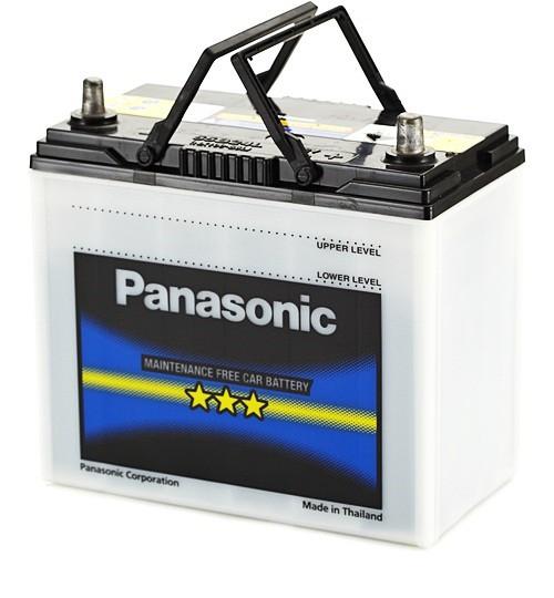 Аккумулятор Panasonic 65 А/ч п.п.(N-80D26R-FS)