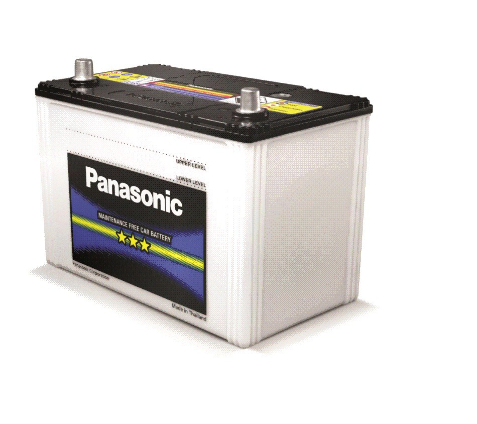 Аккумулятор Panasonic 45 А/ч п.п.яп.кл (N-40B19R/JE)