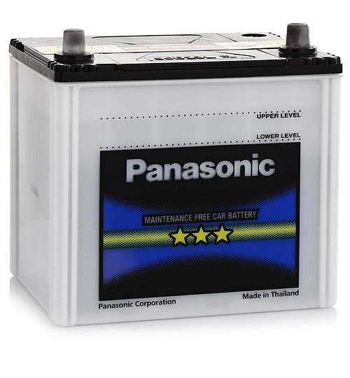 Аккумулятор Panasonic 45 А/ч п.п.яп.кл (N-46B24R-FS)