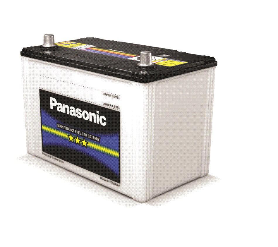 Аккумулятор Panasonic 45 А/ч о.п. (N-46B24LS-FS)