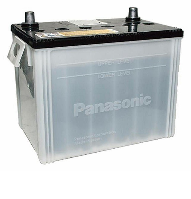 Аккумулятор Panasonic 105 А/ч о.п.(N-115D31L/JE)