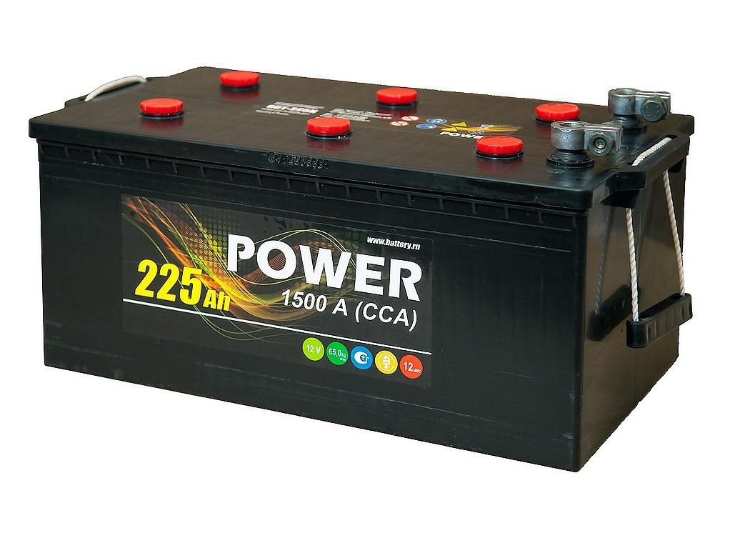 Аккумулятор 6СТ-225 NR POWER