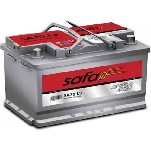 Аккумулятор SAFA Platino 110 оп SP110-L6 (610 402 092)