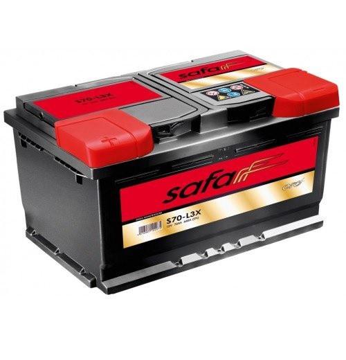 Аккумулятор SAFA ORO 60 пп S60-L2X (560 127 054)