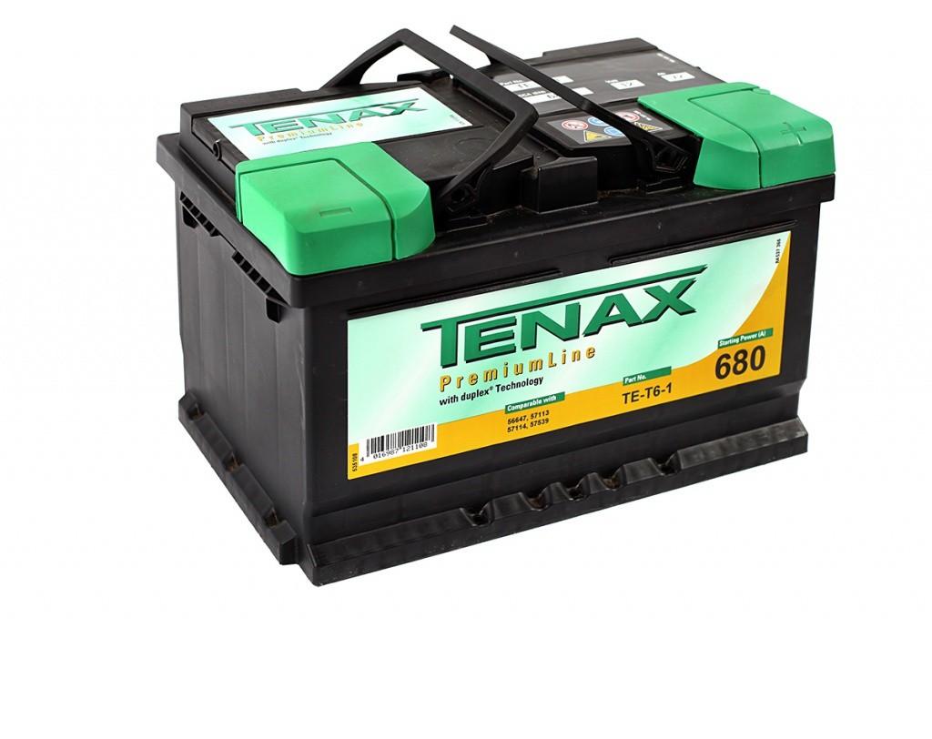 Аккумулятор TENAX HIGH 70е А/ч о.п. TE-H6-2