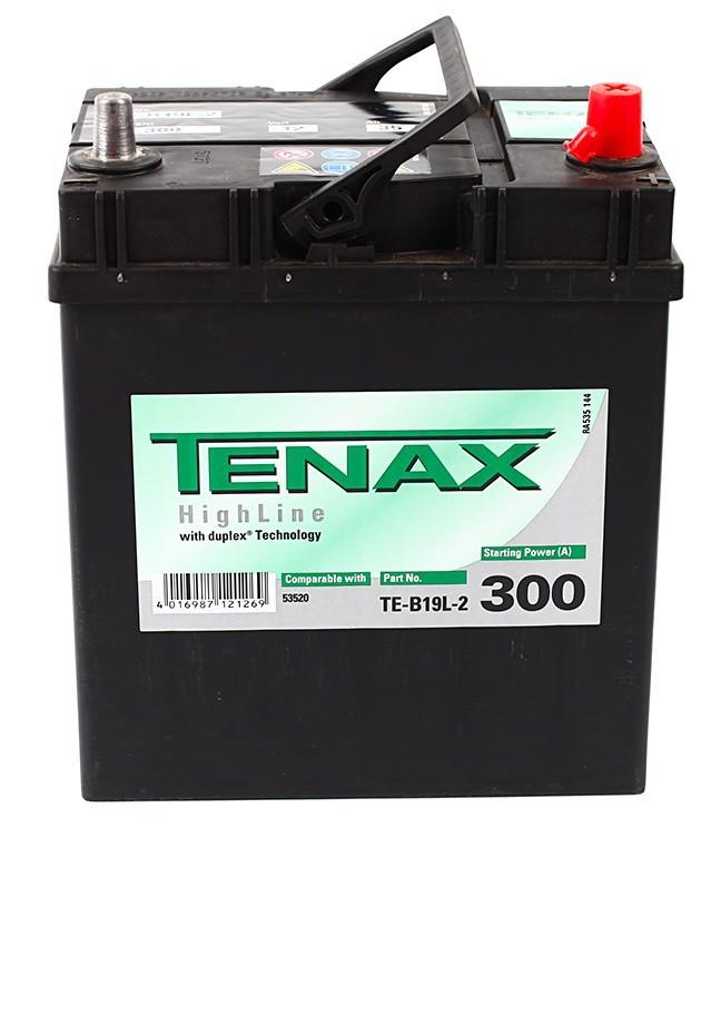 Аккумулятор TENAX HIGH 35 А/ч п.п. TE-B19R-2 выс.