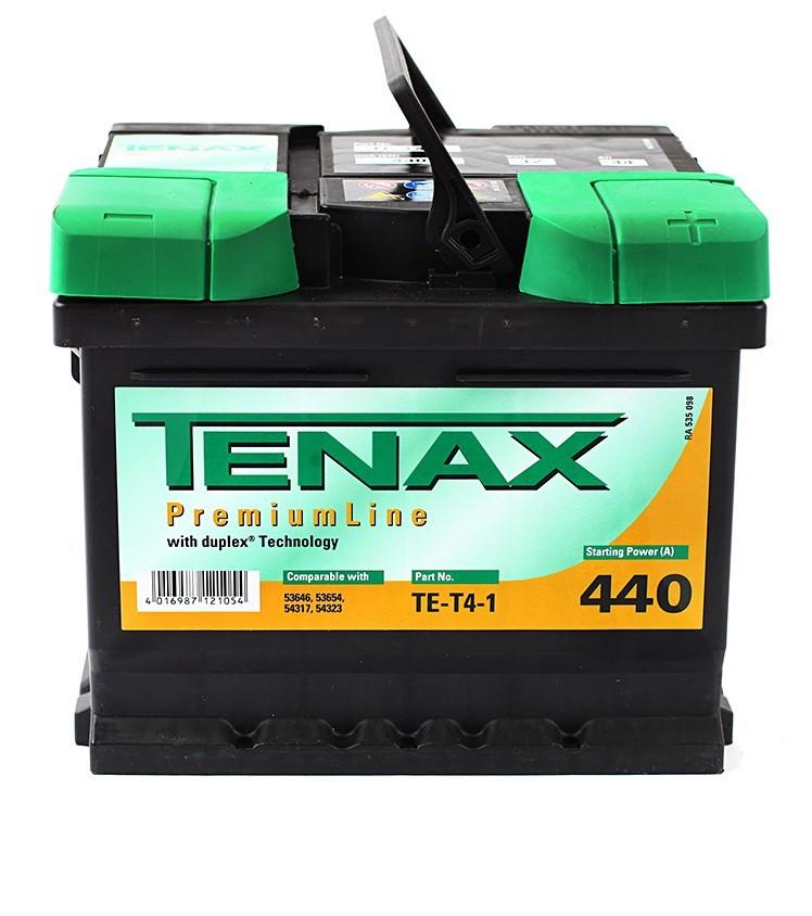Аккумулятор TENAX PREMIUM 44 А/ч ТЕ-Т4-1 обр