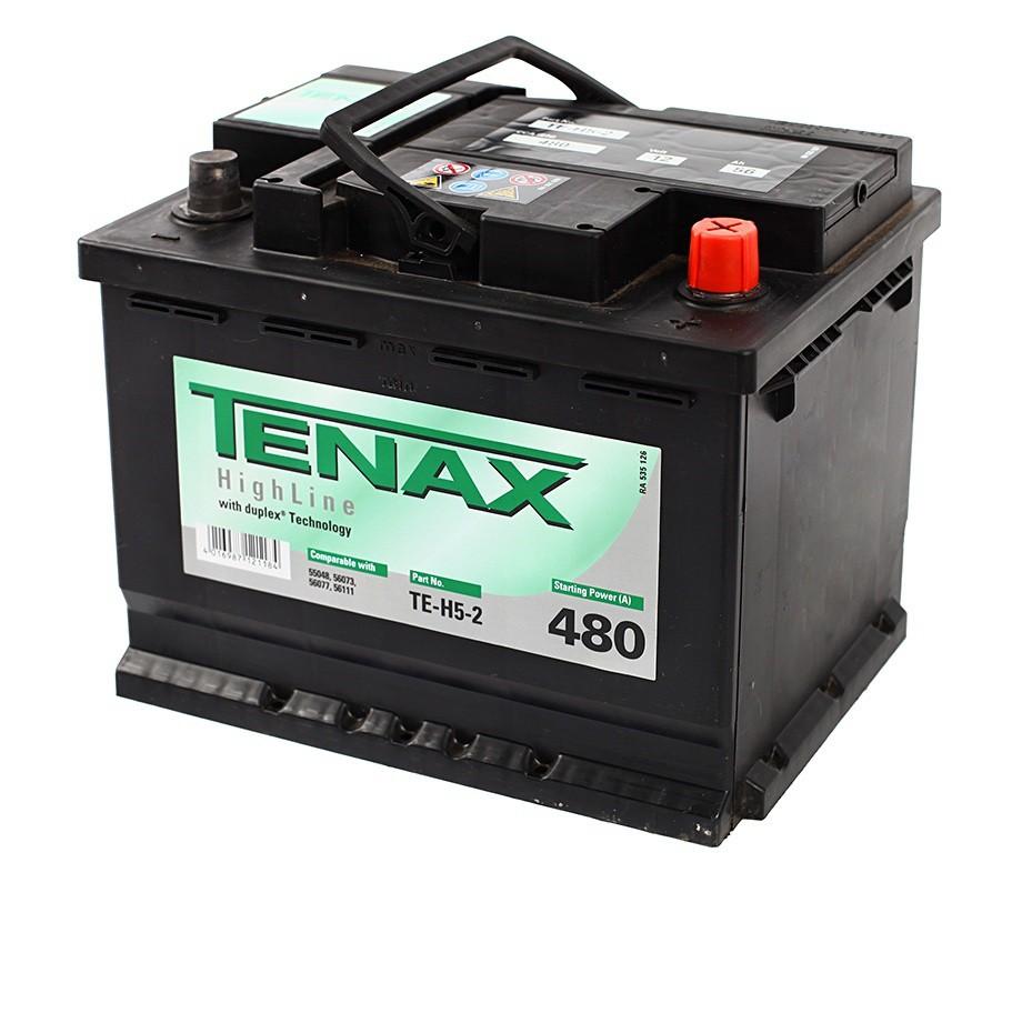 Аккумулятор TENAX HIGH 56е А/ч о.п. TE-H5-2
