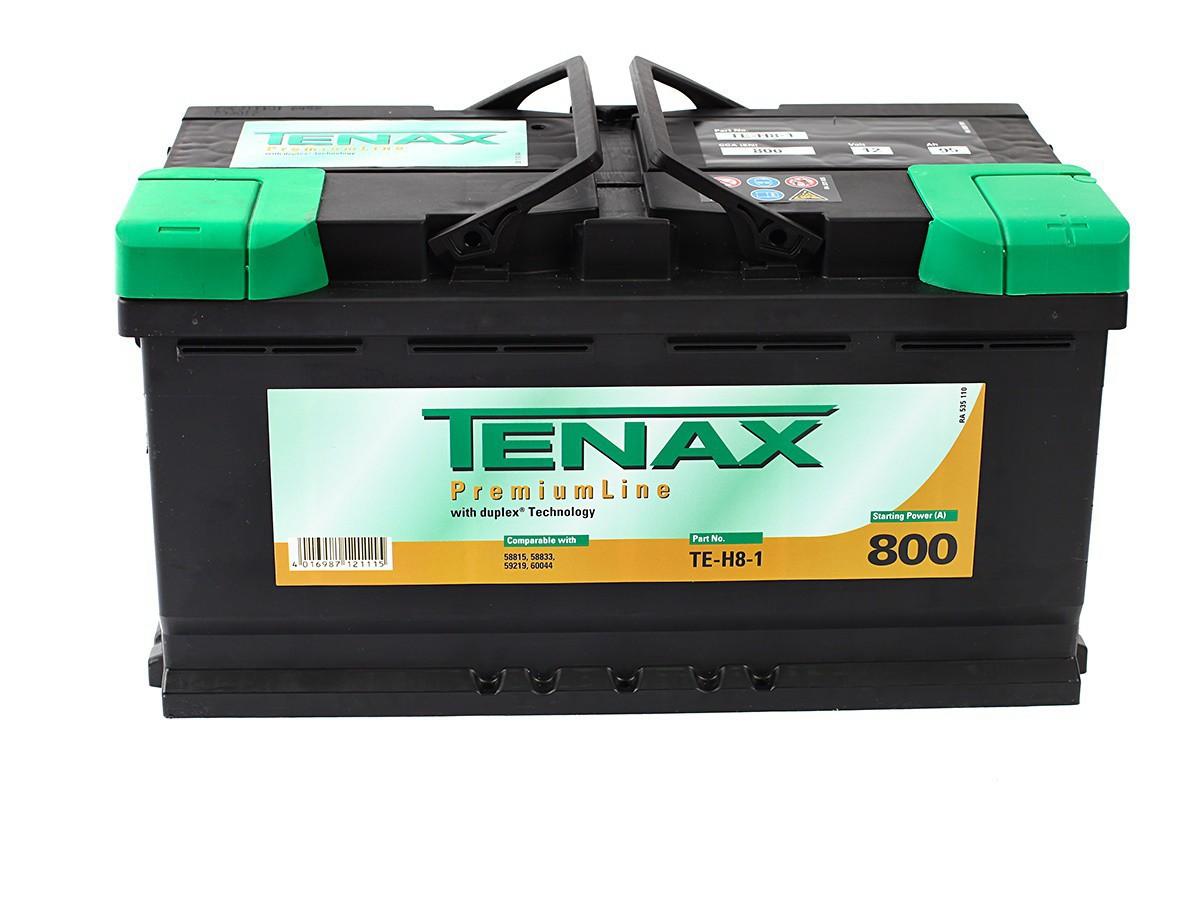 Аккумулятор TENAX PREMIUM 100e А/ч о.п. (600 402 083)