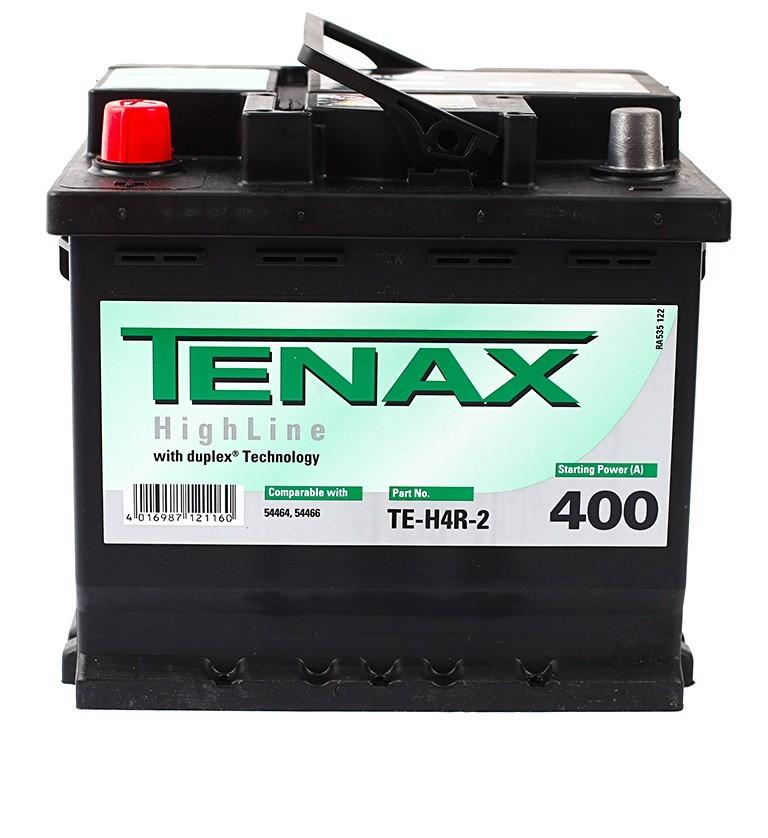Аккумулятор TENAX HIGH 45 А/ч TE-H4R-2