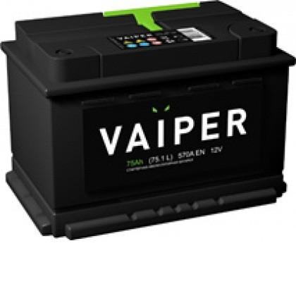 Аккумулятор VAIPER 6СТ-62.1 L