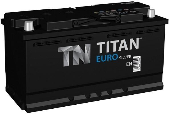 Аккумулятор TITAN EUROSILVER 6СТ-74.0 VL (низ)