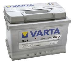 Аккум. батарея VARTA 554е 400 053 Silver dynamic