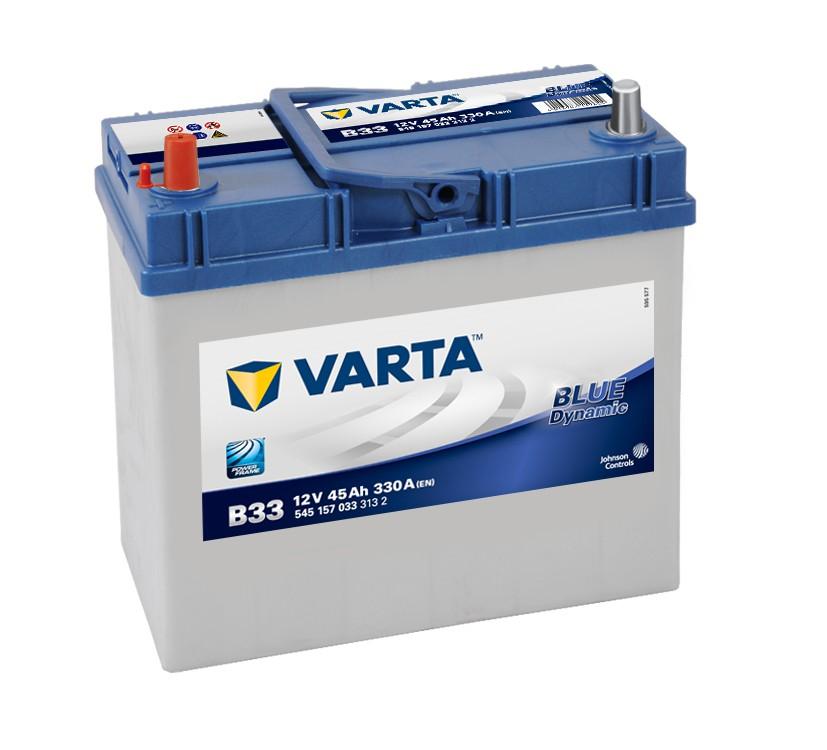 Аккум. батарея VARTA 545е 156 033 Blue dynamic