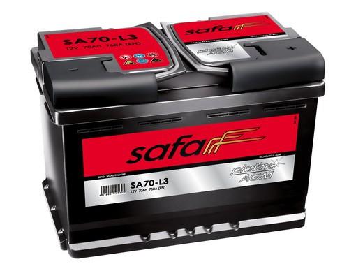 Аккумулятор SAFA AGM 80 оп SA80-L4 (580 901 080)