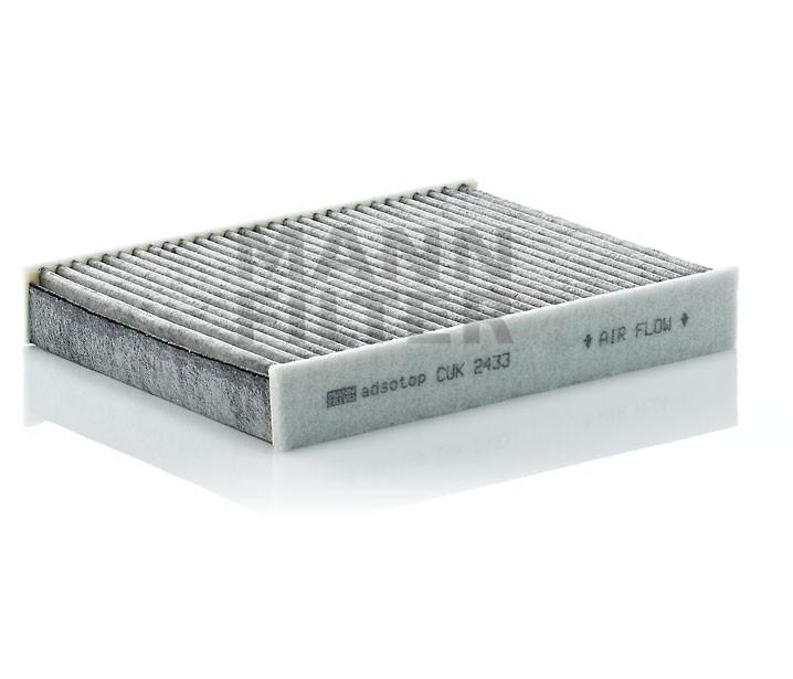 Салонный фильтр MANN-FILTER CUK 2433