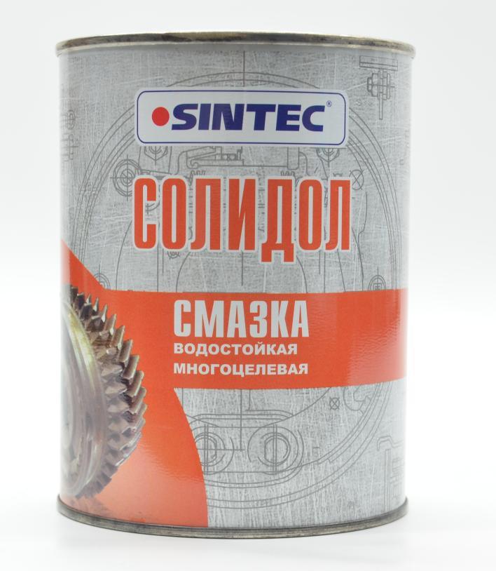 Смазка SINTEC Солидол Ж Обнинскоргсинтез, 800 г
