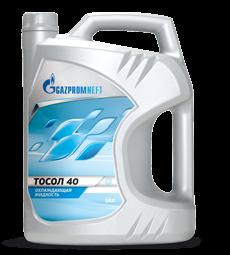 Охлаждающая жидкость Газпром Тосол 40